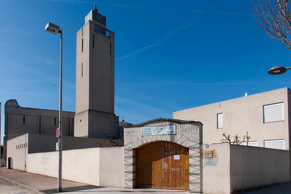 Mosquée de Courcouronnes