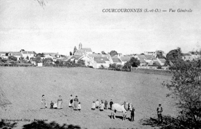 Village-ancienne
